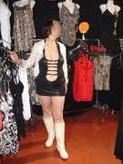 Photos de la lingerie de Jomy, Salon de l'érotisme