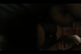 Videos de la sextape de Kila45, Fellation masquée